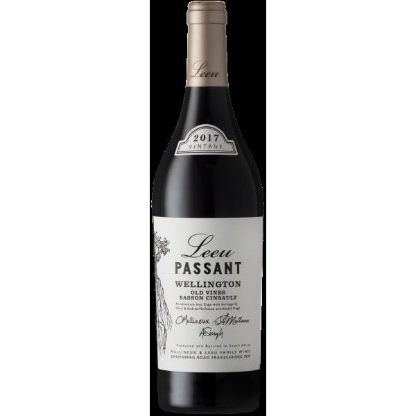Leeu Passant Basson Cinsault 2017