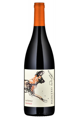 Painted Wolf The Pack Guillermo Pinotage 2018