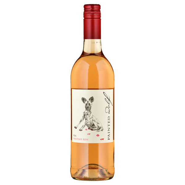 Painted Wolf The Den Pinotage Rosé 2019