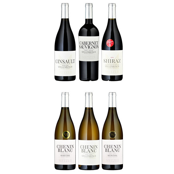 Probierpaket Metzer Family Wines